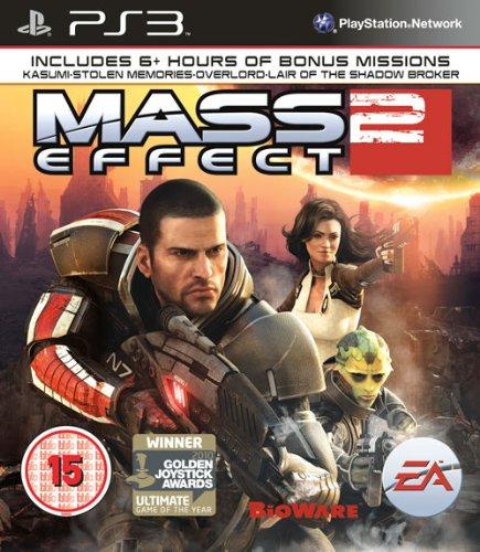 Mass Effect 2 (PS3) [Importación inglesa]