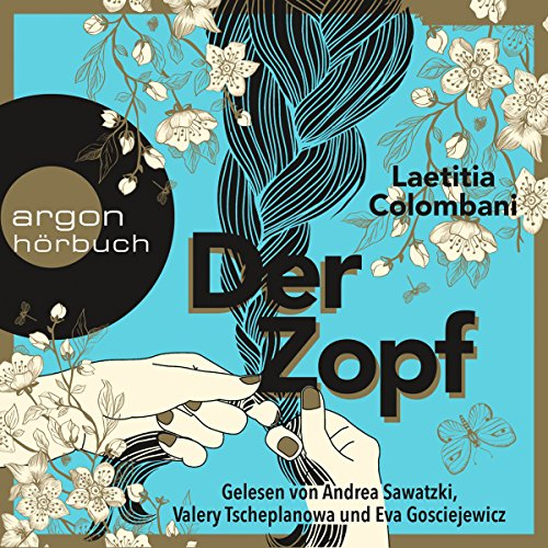 Der Zopf audiobook cover art