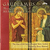 Music for the Feast of All Saints & All Souls by Gaudeamus