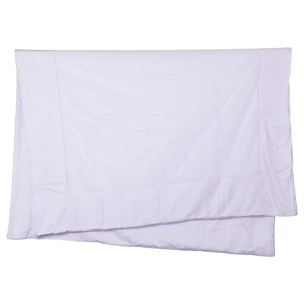 資金膜ラケット西川(Nishikawa) 真綿布団カバー ピンク シングル やわらかサテン シルクの良さを生かすカバー PI09120030P