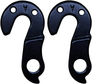 Forest Byke Company Set of 2 Bicycle Derailleur Hanger Dropout 217 with mounting Bolts -Fits Raleigh and Diamondback Models -Diamondback Part #32-68-412