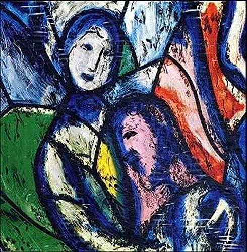 Die Chagall-Fenster in Zürich