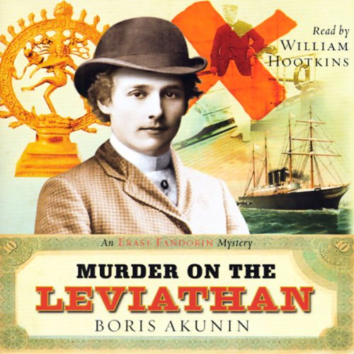 Murder on the Leviathan Audiobook By Boris Akunin cover art