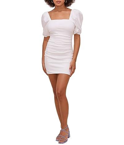 ASTR the Label Winslow Dress (Off-White) Women