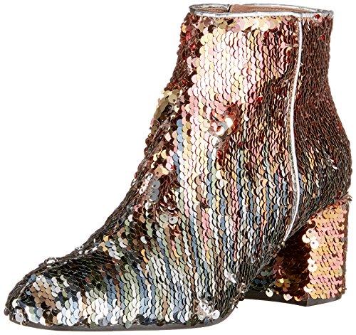 Pollini Damen W.Ankle Boot Stiefeletten, Pink (Quarzo), 36 EU