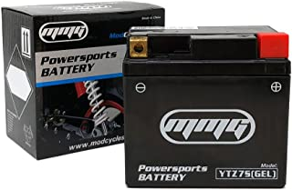 MMG YTZ7S YTZ7 Sealed Activated Motorcycle Battery Compatible with Honda CRF150F CRF230F CRF250X CRF450X CBR1000RR
