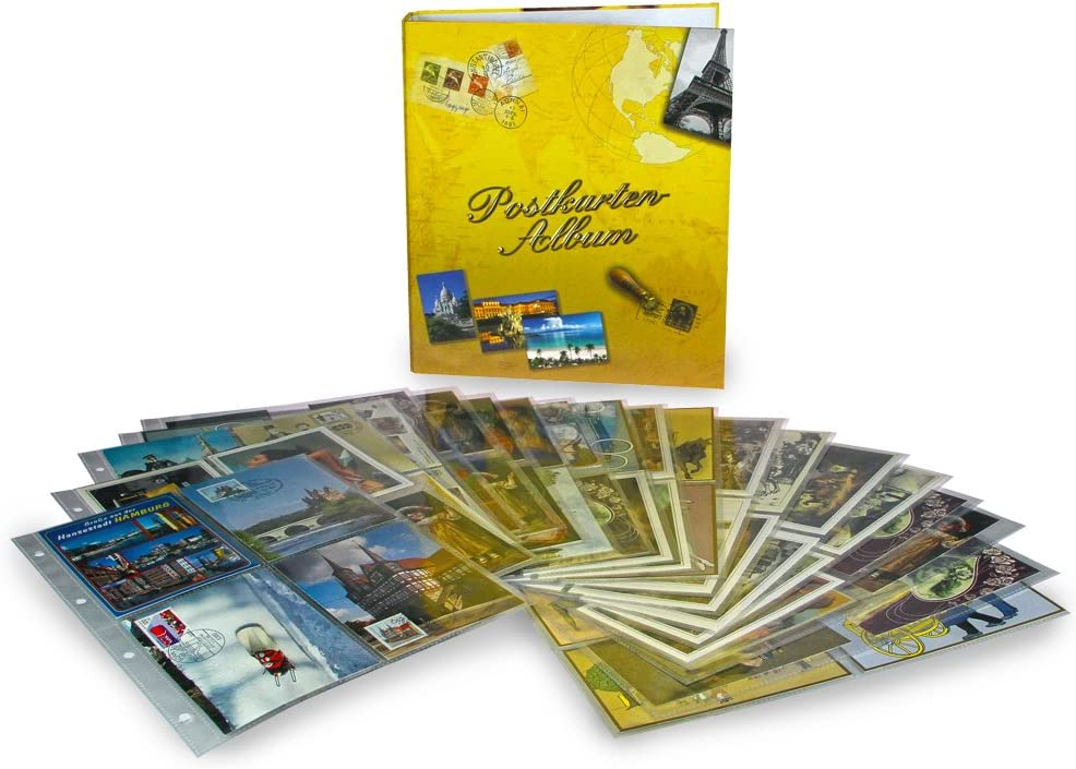 Shipping included 7920 Lowest price challenge Album for 160 Postcards