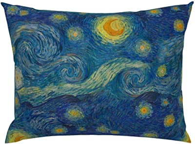 Amazon.com: RNK Shops The Starry Night (Van Gogh 1889) Funda ...