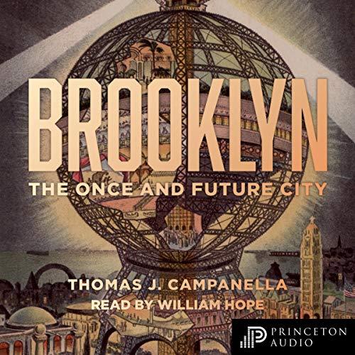 Brooklyn Audiobook By Thomas Campanella cover art