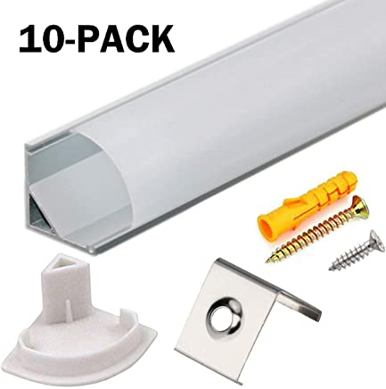 2 Stück Abschlusskappen für LED-Lichtschläuche