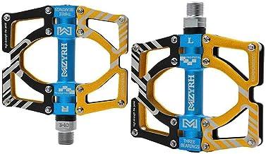 VGEBY1 Fahrradpedale Fahrrad Breite Plattform Radfahren Falten Hybrid Pedale Aluminiumlegierung Radfahren Zubeh/ör