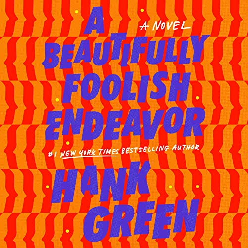 A Beautifully Foolish Endeavor audiobook cover art