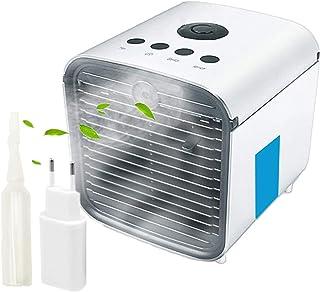 Air Cooler Portable Condizionatore Silenzioso Raffreddatore d'Aria Evaporativo Umidificatore Purificatore D'aria,7 Colore ...