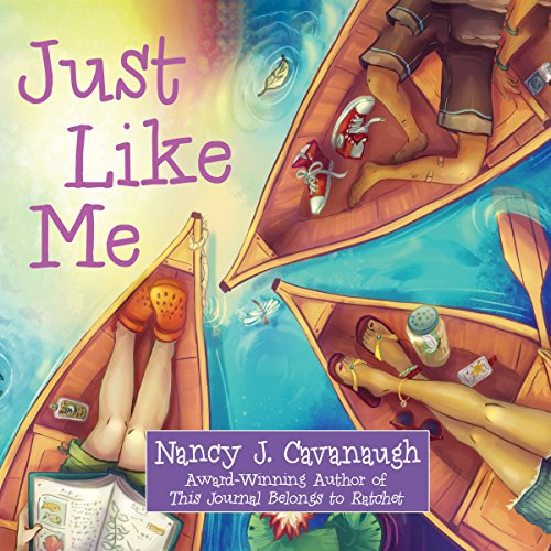 Just Like Me audiobook cover art