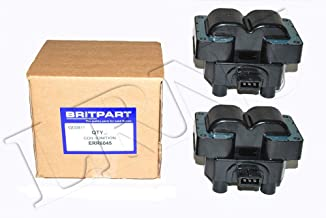 LAND ROVER DISCOVERY 2 1999-2004 IGNITION COIL SET OF 2 NEW PART: ERR6045
