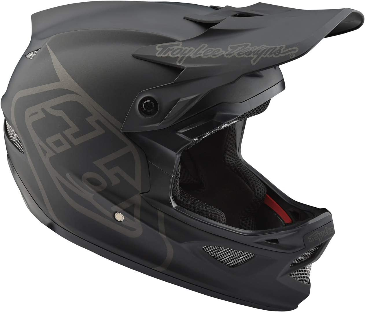 Troy All stores Limited time for free shipping are sold Lee Designs D3 US Helmet: Mono Fiberlite