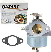QAZAKY Replacement for Carburetor John Deere Snow Blower 526 726 732 826 826D 828D 832 1032 1032D TRS22 TRS24 TRS26 TRS27 TRS32 TRX24 TRX26 TRX27 TRX32 Snowblower Carb