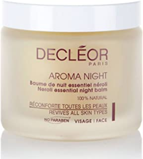 Decleor Aroma Night Neroli Essential Night Balm 100ml (Salon Size) 3.3 Fl.oz