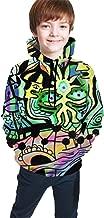 trippy turtle hoodie
