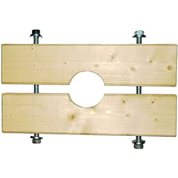 Stahlrohr 0,5m Verzinkt/_-=-/_ zum Brunnen bohren//bauen mit Erdbohrer Brunnenrohr Brunnenfilter Plunscher Kiespumpe Holzzange und Dreibein