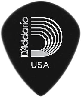 D'Addario Accessories Planet Waves Black Ice Guitar Picks, 10 pack, Light - 3DBK2-10