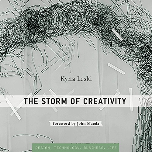The Storm of Creativity audiobook cover art