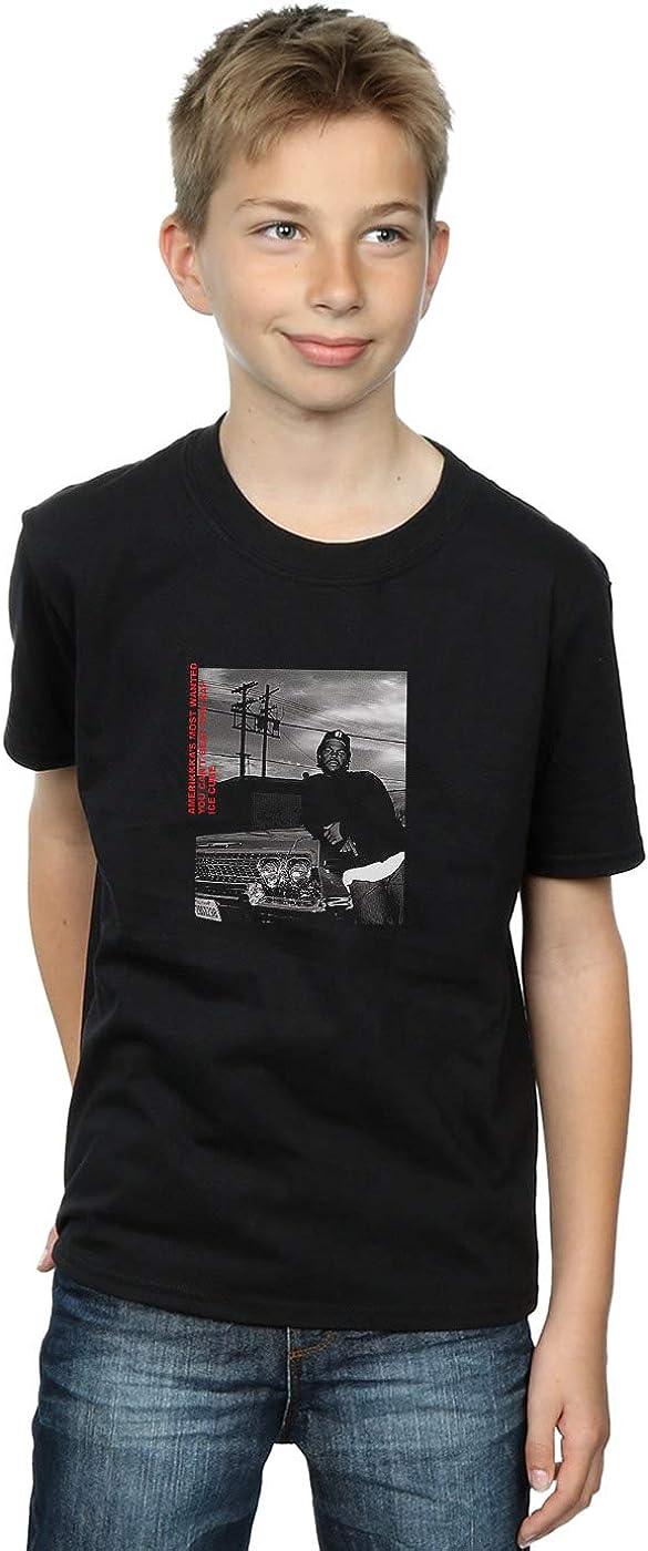 Ice Cube Boys Impala Photo T-Shirt
