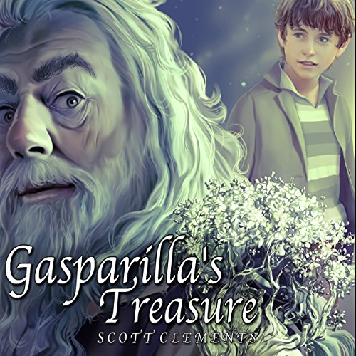 Gasparilla's Treasure audiobook cover art
