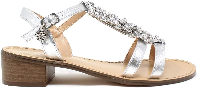 Gold & Gold A19 GL301 Sandalen mit Absatz Frauen