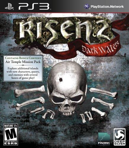 CUADRADO D0246 ENIX EE.UU. INC Risen 2: Dark Waters PS3-PS3