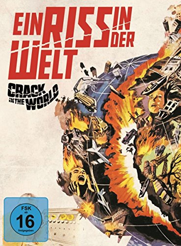 Ein Riss in der Welt - Limited Mediabook [Blu-ray]