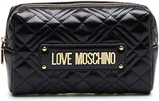 Love Moschino JC5304PP0BKA0000, bolso pequeño para mujer, negro, normal