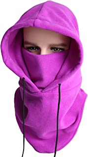 XINGZHE Winter Balaclava Fleece Hood-Windproof Ski Mask-Cold Weather Face Mask for Skiing Snowboarding Running Motorcyclin...