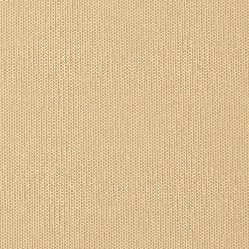 Liedeco Dachfensterrollo Verdunkelung mit Seitenschienen, individuell Kürzbar Breite/Länge | B 37 x H 90 cm | apricot