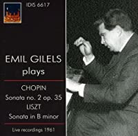 Emil Gilels Plays Chopin & Liszt by Chopin (2011-06-28)