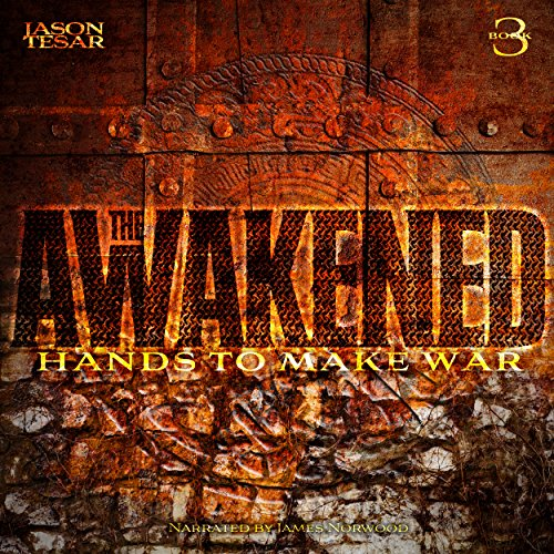 Hands to Make War audiobook cover art