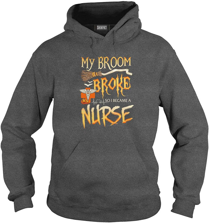 My Broom Broke So I Became A Nurse TShirt