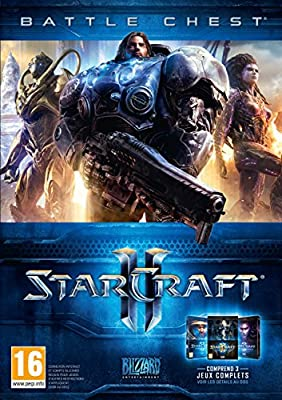 StarCraft II: Battle Chest 2.0 [PC/Mac Code]