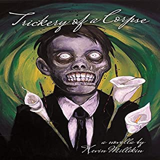 Trickery of a Corpse audiobook cover art