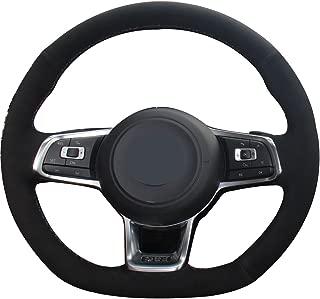 Best alcantara steering wheel golf r Reviews