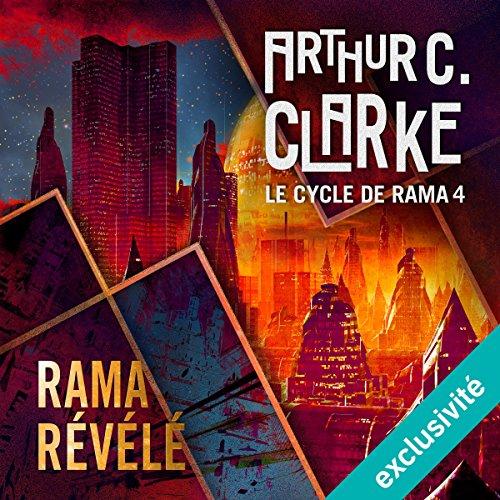 Rama révélé audiobook cover art