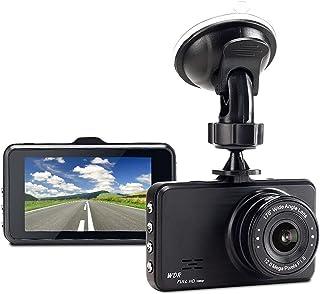 "for adults 1080P سيارة dvr داش كاميرا الرؤية الخلفية مسجل الفيديو 3""كامل HD حلقة تسجيل للرؤية الليلية G الاستشعار 170 درجة..."