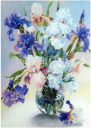 envio rapido a ti XIGZI 5D DIY DIY DIY Flor de Diamante Flor Home Living Room Decoration Craft Regalo Sin Marco  tienda en linea