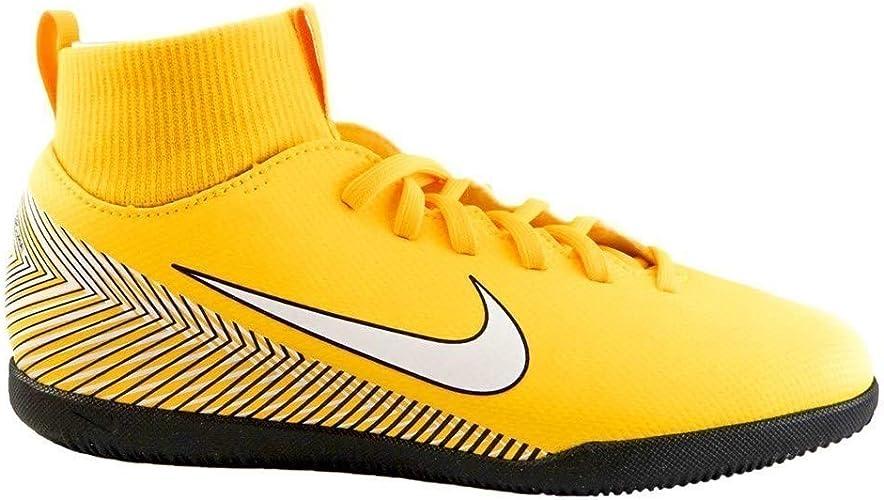 Nike Jr Superfly 6 Club NJR IC, Chaussures de Futsal Mixte Enfant ...