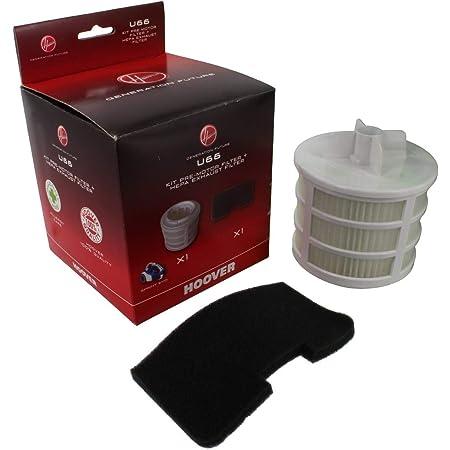 Hoover 35601328 U66 Sprint Filter Kit, Plastic, Mixed