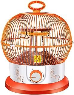 Calefactor eléctrico GYF 1200W Calefactores Y Radiadores Halógenos Casa Pequeña Gris Calentador Cubierta De Red Anti-escaldado Calentamiento Rápido Diseño De Protección Contra Fallas De Energía De Des