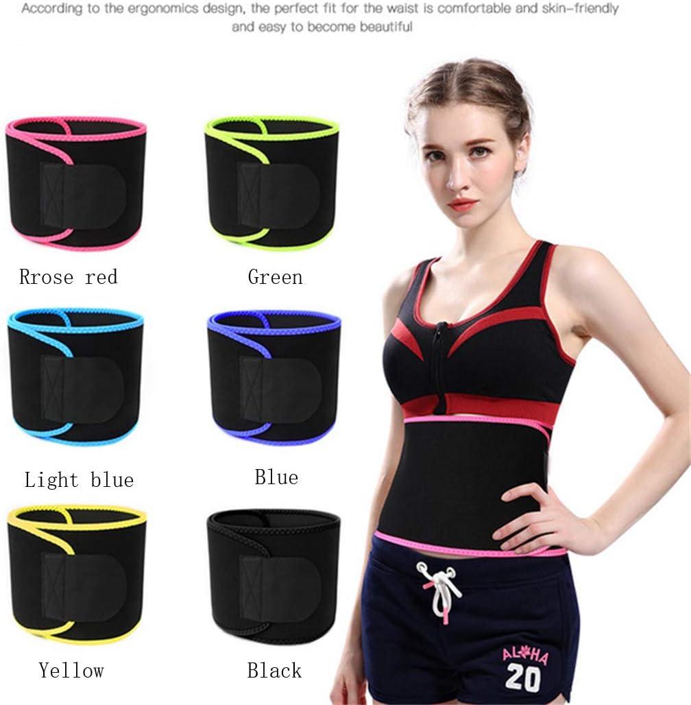 Length Up to 40// 48 HMBON Sweat Waist Slimmer Waist Trainer Waist Trimmer Belt for Women /& Men Weight Loss Shape The Waist Curve of The Human Body