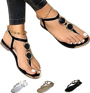 Cuidado Sandale Femme Plate Chic Nu Pied Femme Tongs Mode Femme Claquette Femme Ete Chaussure Femme Mules Confort Jardin V...