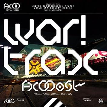 WAR! Trax (Formula Fusion Original Game Soundtrack)
