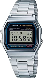 Casio Standard Digital Watch A158wa-1jf (Import From Japan)